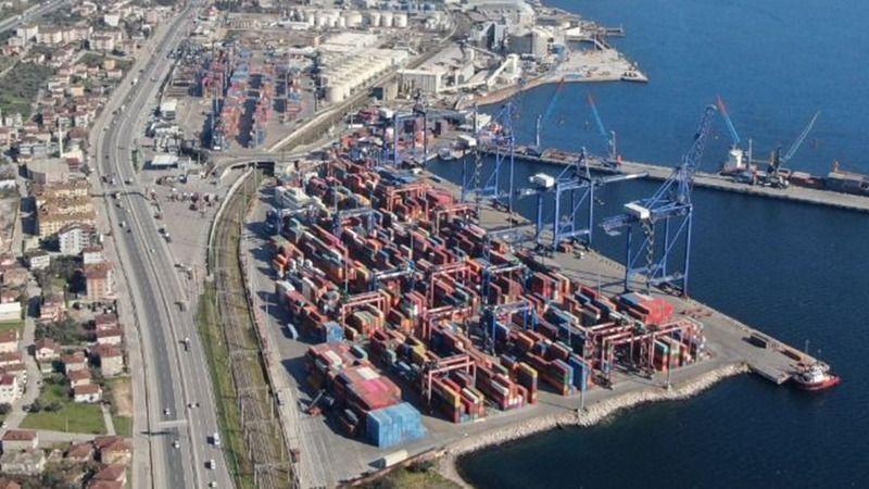 Kocaeli'de ithalat ve ihracatta artış