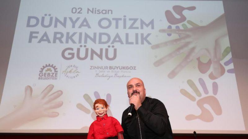 Gebze'nin en özel çocukları için özel etkinlik