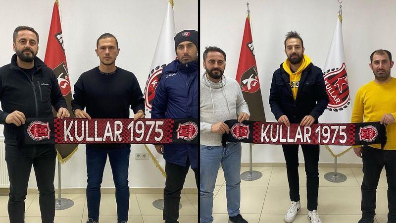 Kullar'dan iki transfer