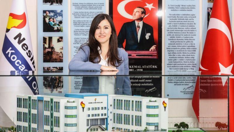 Nesibe Aydın'dan Türkiye'de bir ilk