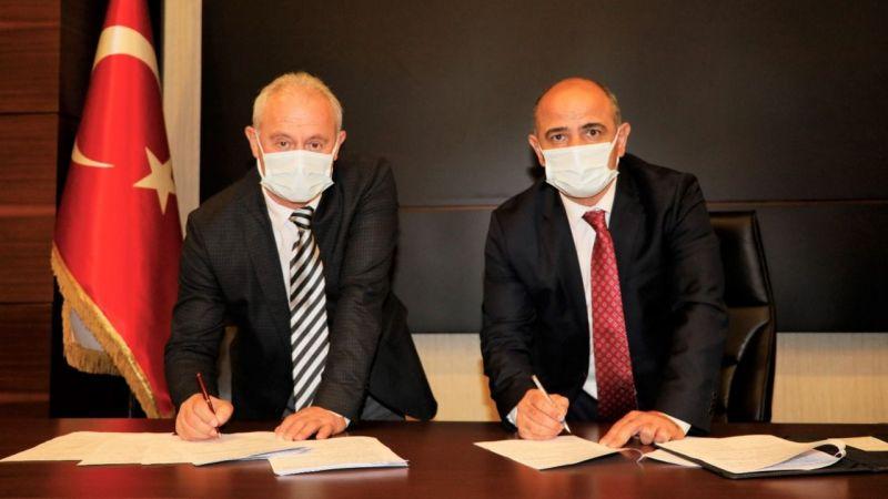 Körfez'de toplu iş sözleşmesi imzalandı