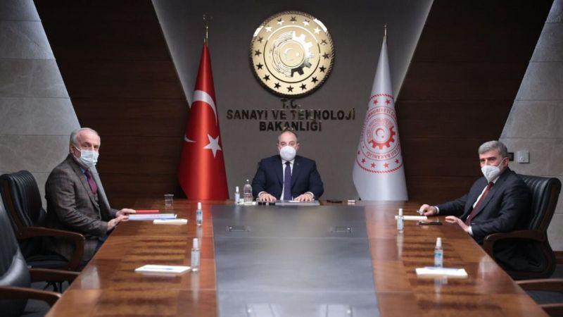 Aygün Ankara'dan iki müjdeyle döndü