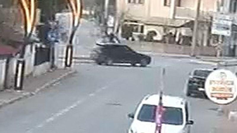 Drift yaparken kaldırımdaki yayayı ezen sürücüye 11 bin 529 lira ceza