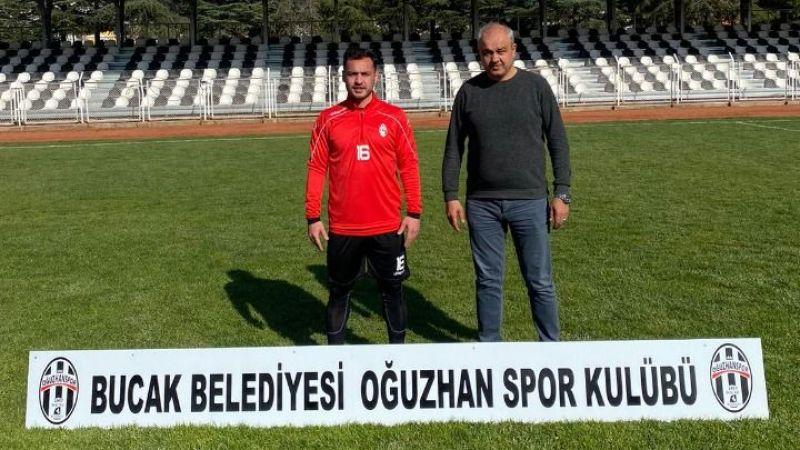 Sami Çetin, Oğuzhanspor'la anlaştı