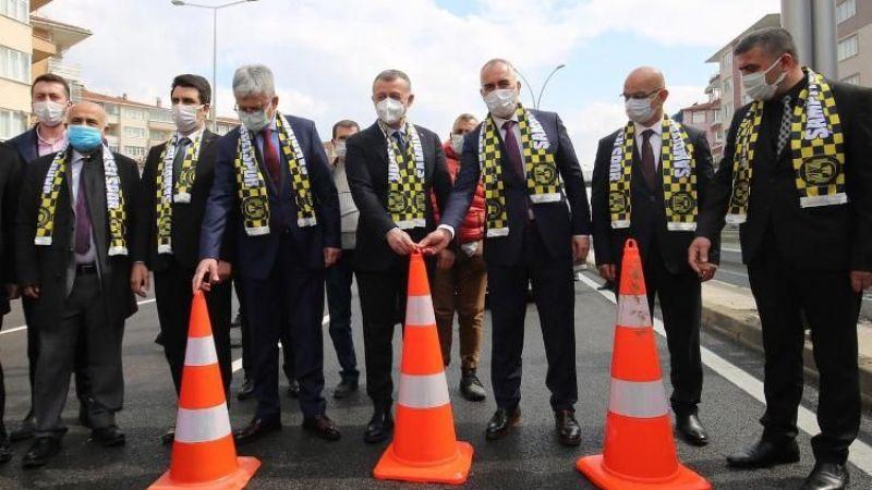 Başkanlara Karamürselspor atkısı