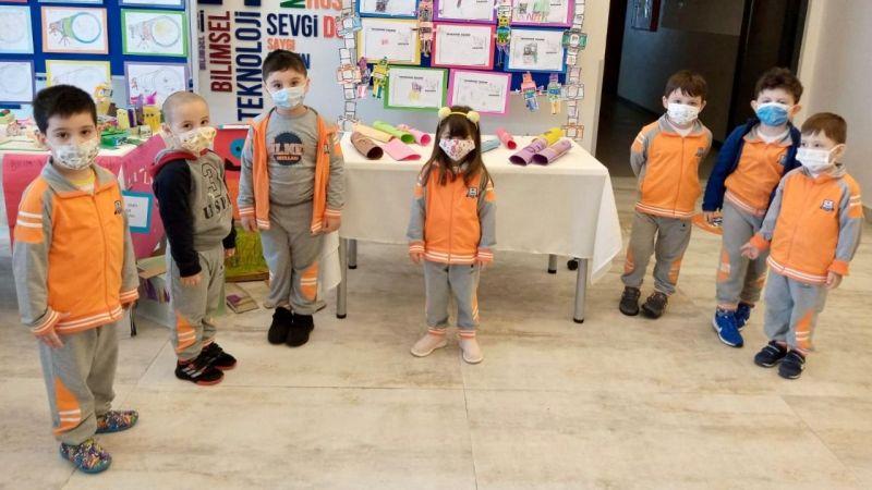 BİLNET okul öncesinde 'bilim' dolu Mart ayı