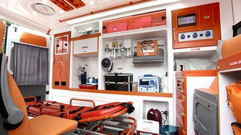 Sağlık Müdürlüğü ambulans malzemesi satın alacak