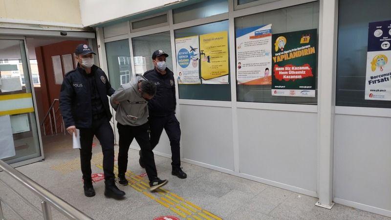 Bir kız çocuğunun uygunsuz fotoğrafını çeken şahıs tutuklandı