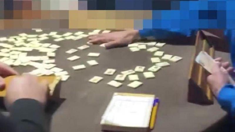 17 kişi kumar oynarken yakalandı