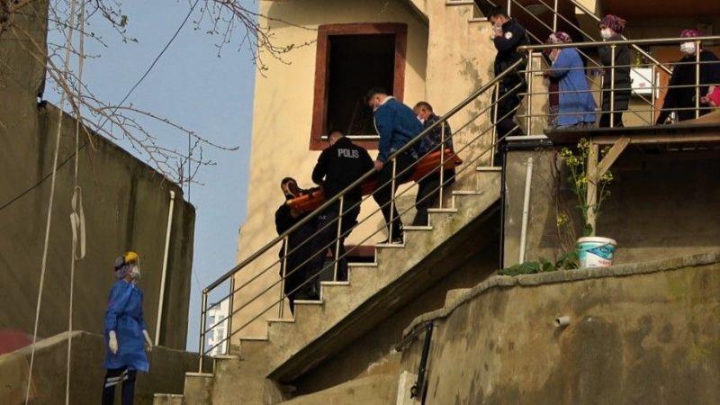 14 yaşındaki çocuk merdivenlerden düşerek yaralandı