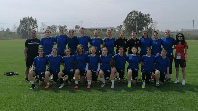 Kocaeli Bayan FK galibiyet arıyor