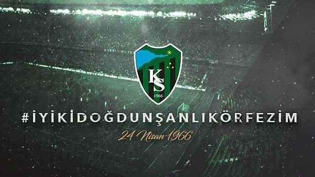 Kocaelispor 55 yaşında