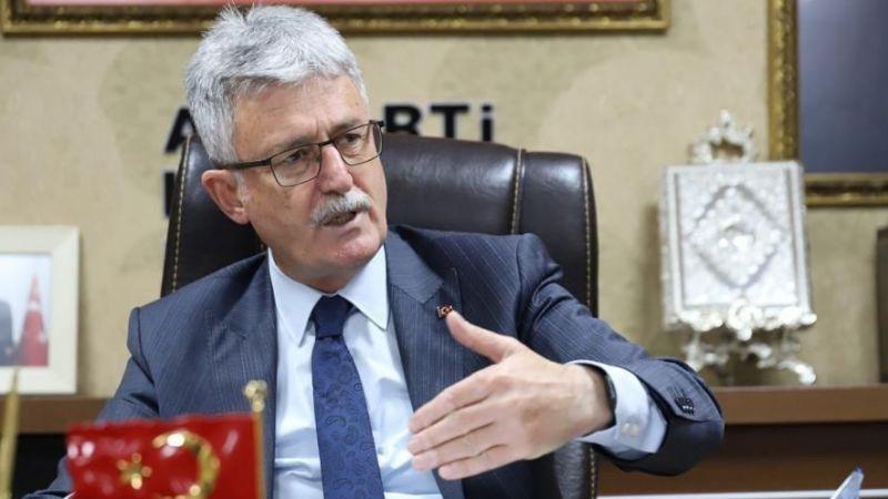 Ellibeş'ten HDP'ye sert tepki: Savunduklarınızla yüzleşin