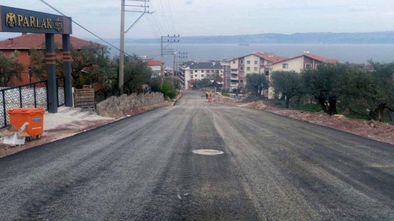 Karamürsel 101. Cadde'nin çehresi değişiyor