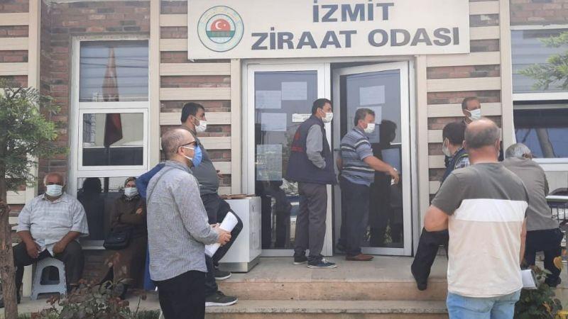 1 günde 2 bin tarım işçisi izin belgesi aldı