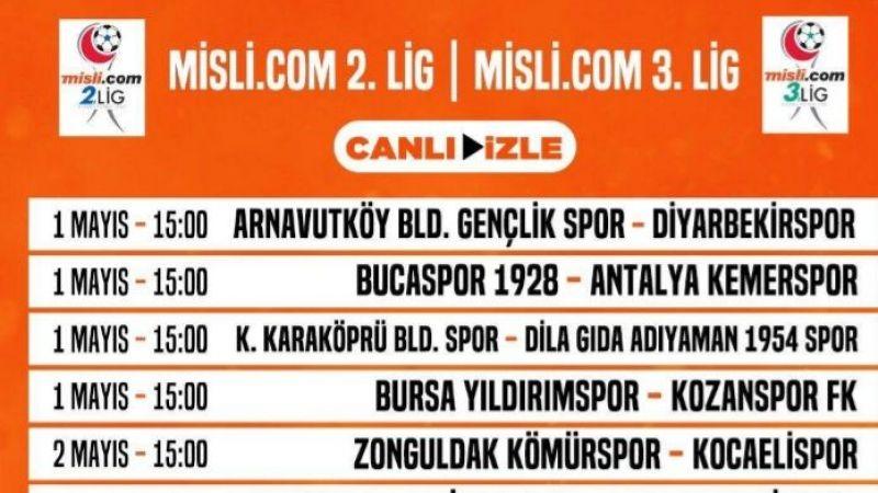 Misli.com, Kocaelispor maçını yayınlayacak