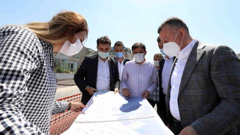 """""""100 milyon TL bütçeyle 22 esere devam ediyoruz"""""""