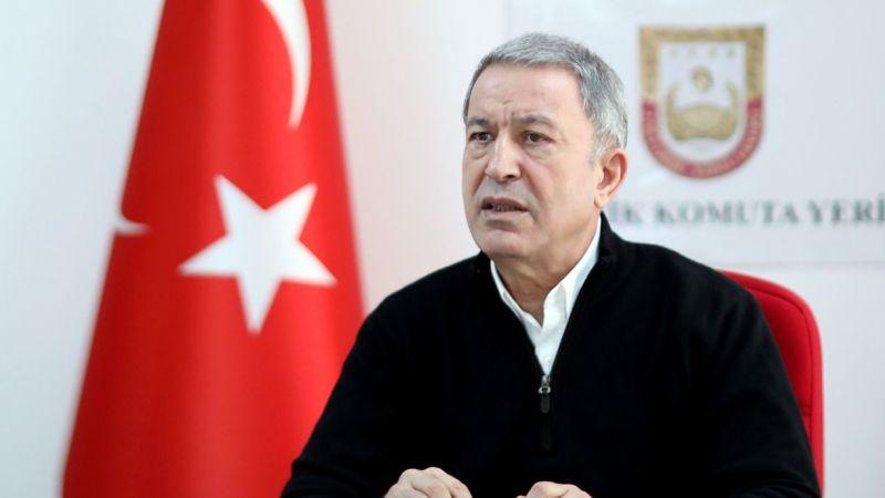 Bakan Akar açıkladı… Etkisiz hale getirilen terörist sayısı 53'e ulaştı