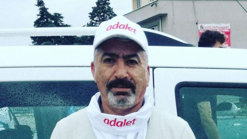 Ali Oral, hastaneye kaldırıldı