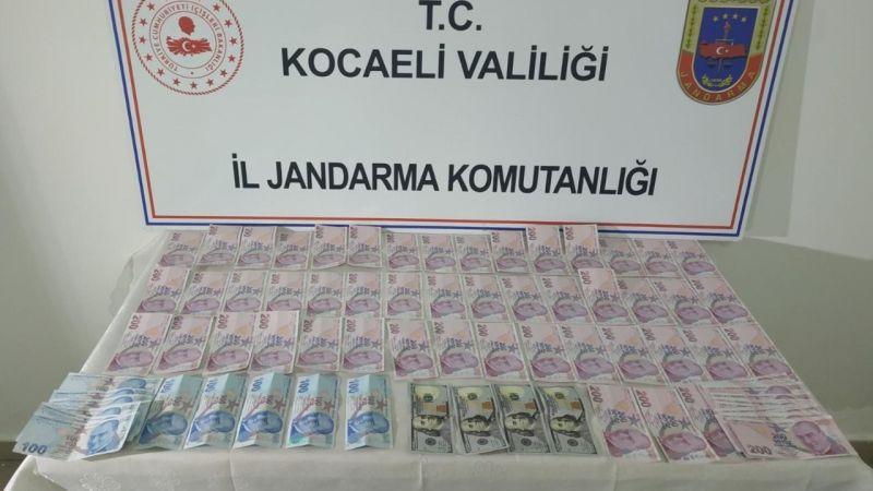 Sahte para ile yakalanan 9 kişi gözaltına alındı