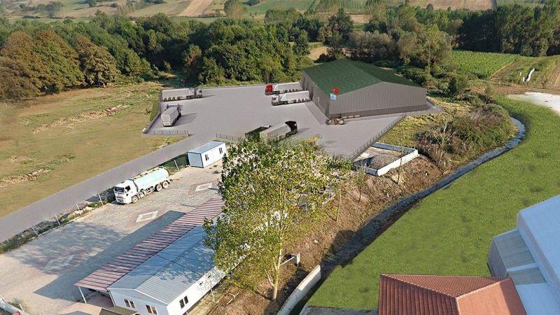 Derince'ye tarımsal kalkınma tesisleri kuruluyor