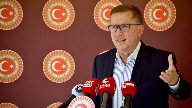 Türkkan'dan küme düşmeme önergesi