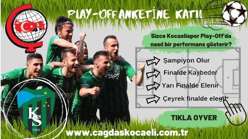 Kocaelispor Play-Off'ta ne yapar?