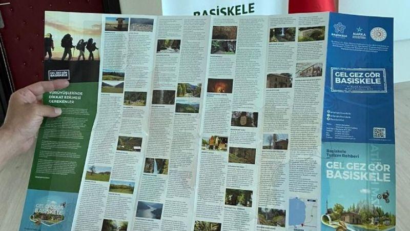 Başiskele'yi tanıtan ilk turizm haritası basıldı