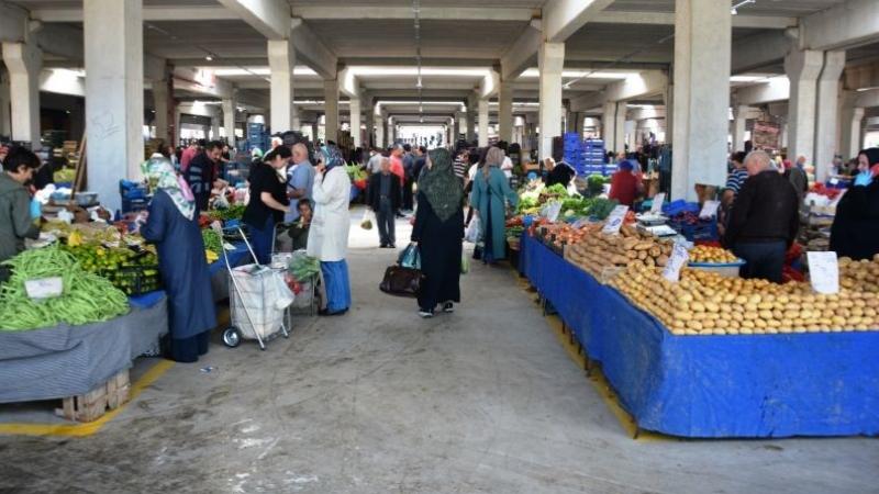 İzmit'te 19 halk pazarı kısıtlamada açık olacak