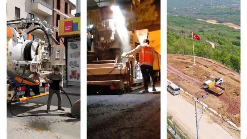 Ellibeş'ten belediyelere tebrik