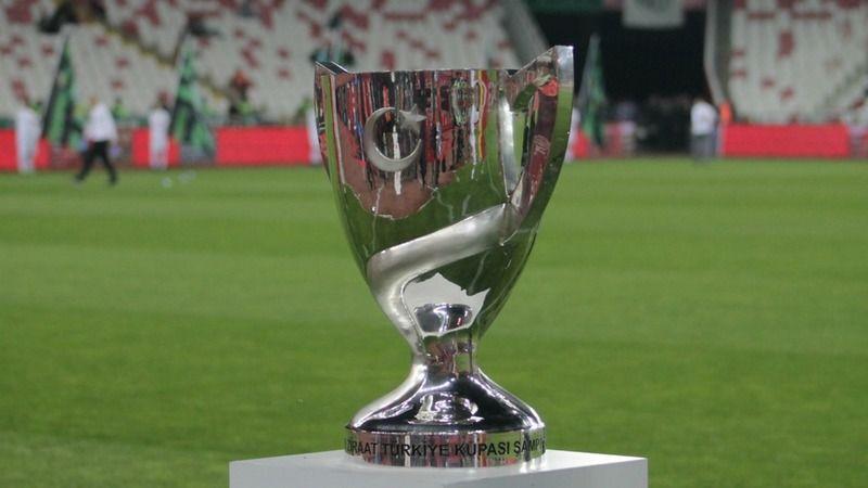 Türkiye Kupası finaline taraftar alınacak