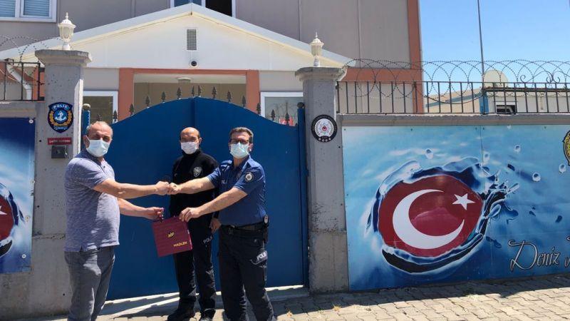 MHP'li Kazan polislerin bayramını kutladı