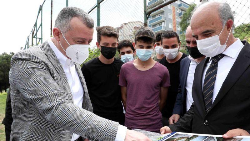Büyükakın Cımbızdere'yi sordu, gençler tam not verdi