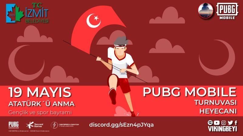 İzmit'te ulusal Pubg Turnuvası başladı