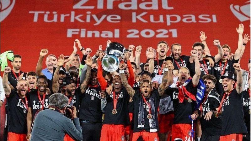 Beşiktaş'tan çifte zafer