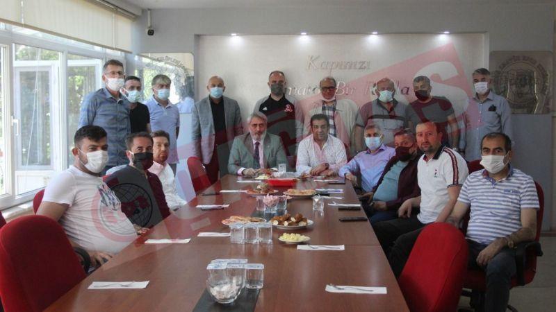 KASKF'de özel toplantı