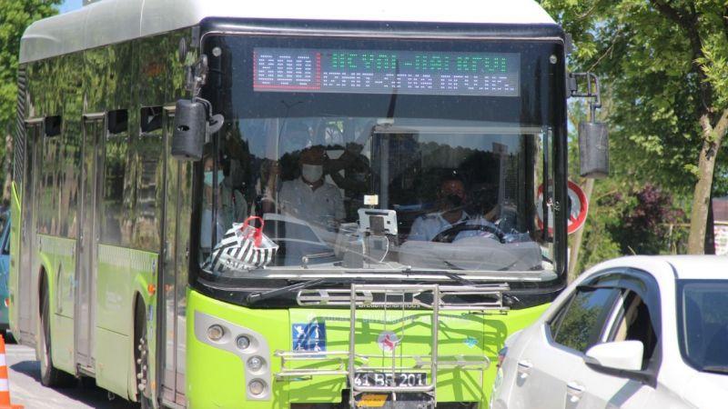 Jandarmadan otobüste sivil denetim