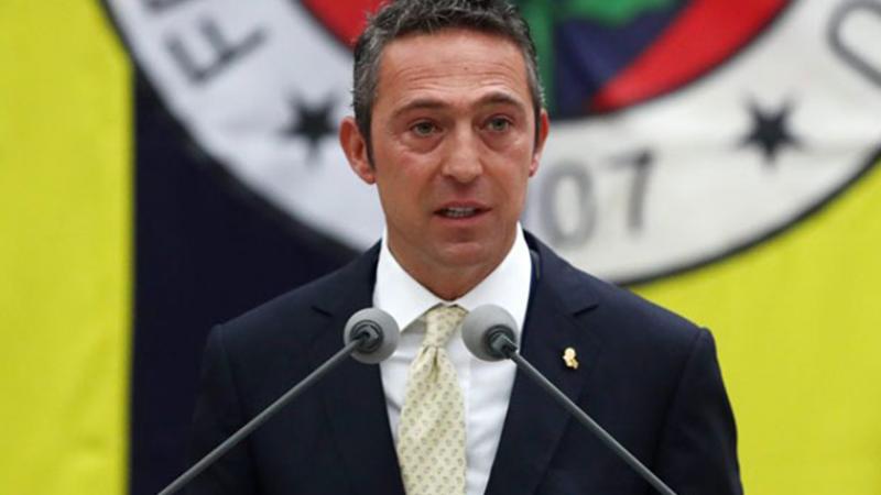 Fenerbahçe'de Ali Koç  yeniden aday