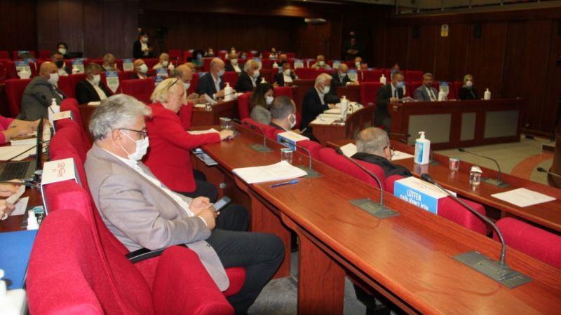 İzmit Meclisinde bütçe tartışması