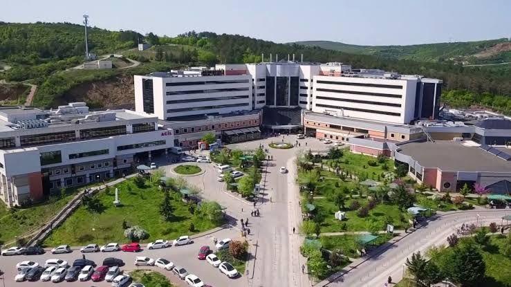 KOÜ Tıp Fakültesi Hastanesi'ne teşekkür