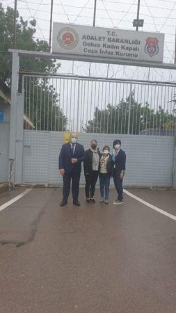 Rotary Kulübü, mahkum kadınlara el uzattı