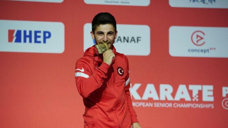 Eray Şamdan 7. kez Avrupa şampiyonu oldu