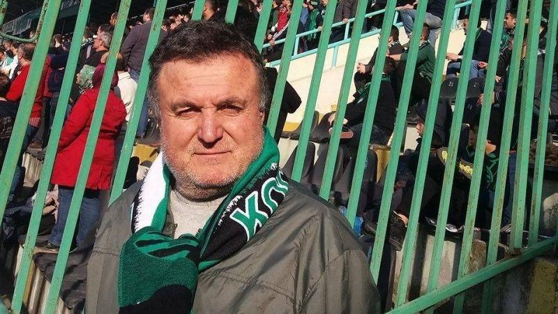Büyük Kartepespor'da Başkan Cengiz Akbaş oldu