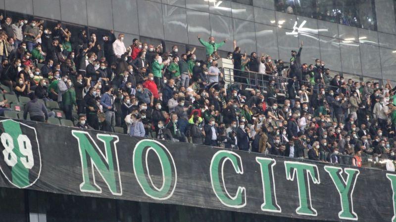 Final maçlarına seyirci kısıtlaması