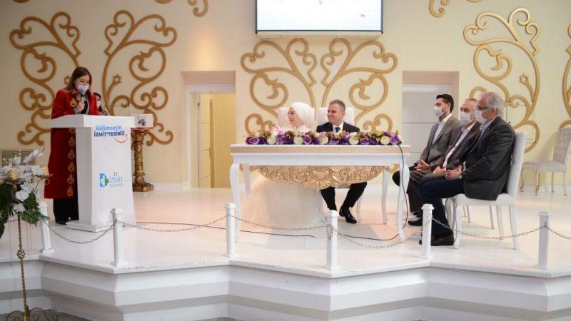 Ücretsiz nikah salonları hizmete devam edecek