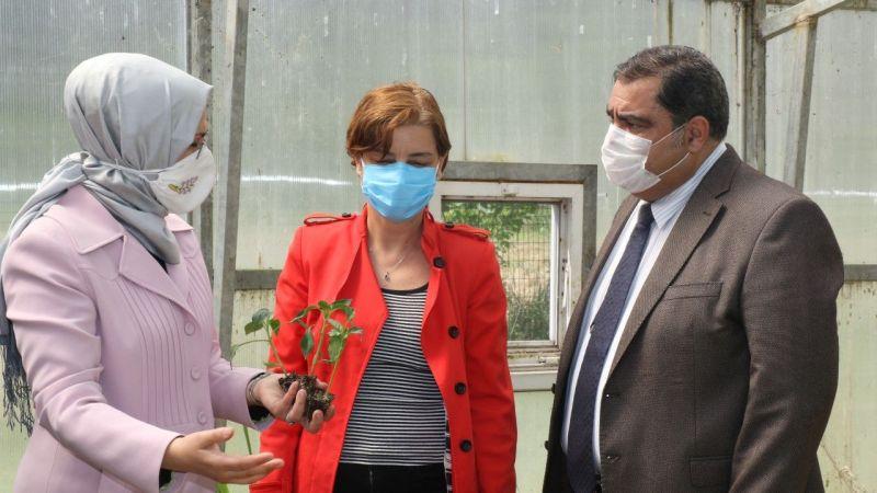 Katırcıoğlu, GTÜ'de projeyi inceledi