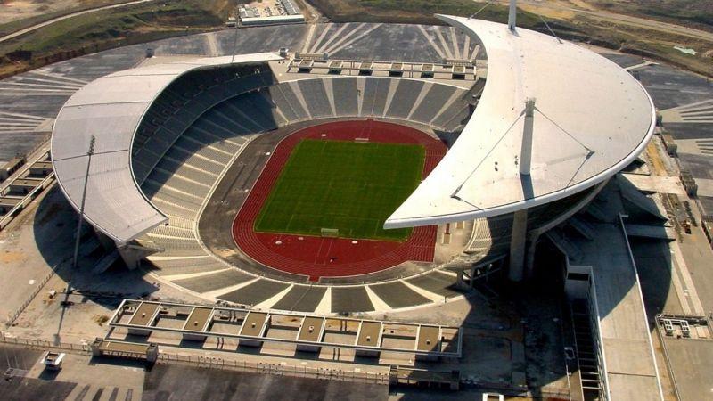 Final Olimpiyat Stadı'nda