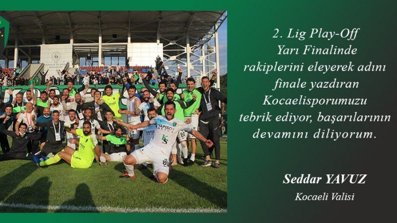 Vali Yavuz'dan kutlama