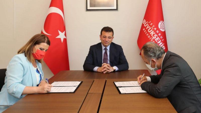 İBB ve İzmit Belediyesi, yeni bir projeye imza attı