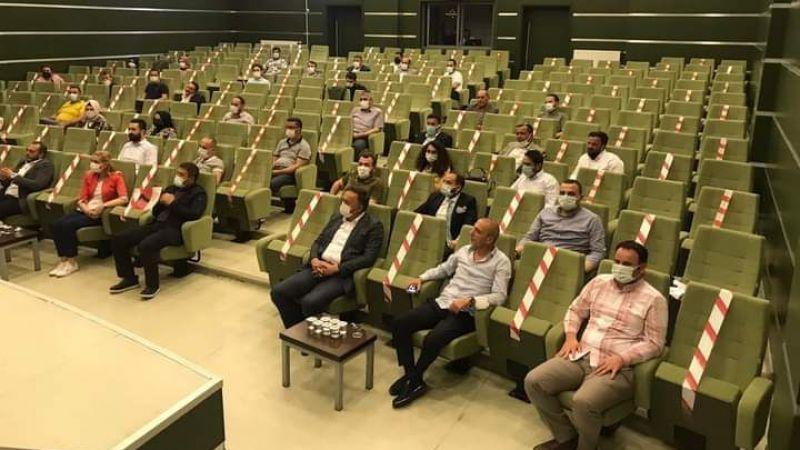 AK Parti Gebze'den vefa programı